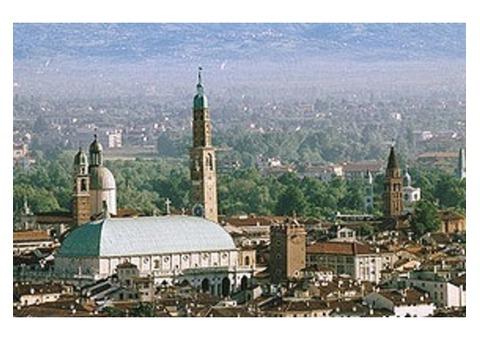 Tour a Vicenza e le ville di Palladio