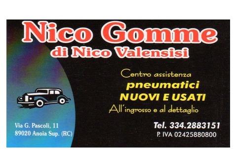 Nico Gomme