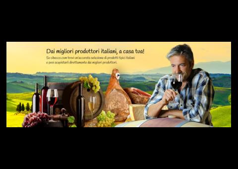 I Migliori Prodotti Tipici e vini Italiani Dai Produttori a Casa Tua