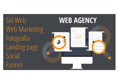 Web Agency Milano - Siti web, SEO, Web Marketing, Fotografia