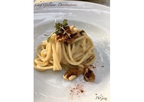 AtuttoPasto I viaggi gastronomici del Pineta 1903 a Maiori