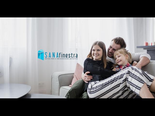 Sana Finestra - Infissi per il tuo benessere abitativo - 1/4