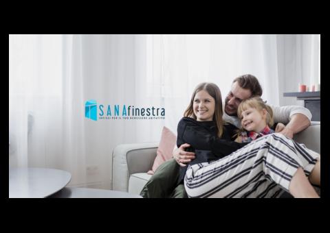 Sana Finestra - Infissi per il tuo benessere abitativo