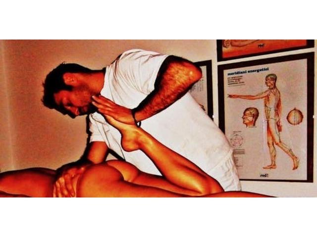 Massaggi a Bologna Uomo Donna e Coppie - 1/4
