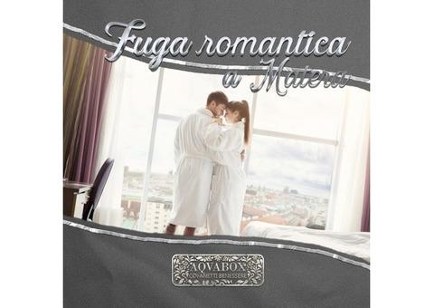 AqvaBOX – Fuga romantica a Matera
