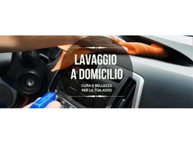 Autolavaggio - Rigenerazione Interni Auto - Sanificazione anche a Domicilio - 2/5