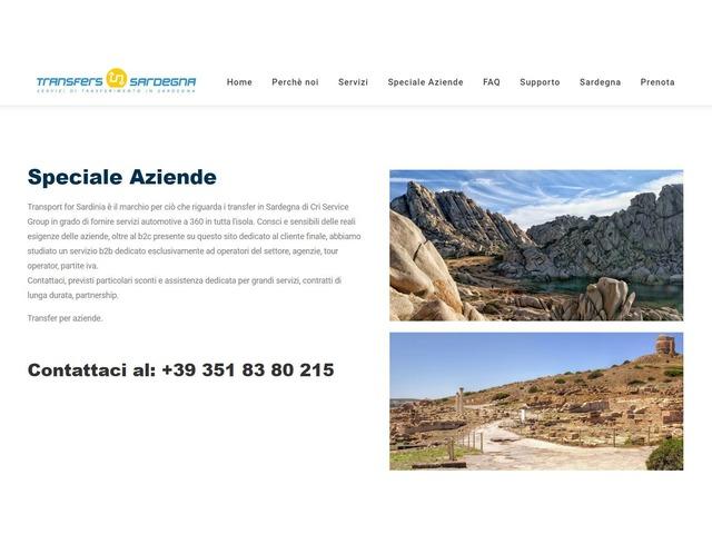 Transfer in Sardegna - 3/4