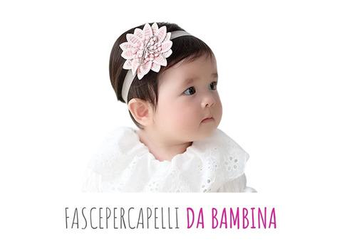 Fasce per capelli.com: le migliori fasce per donna, uomo e bambina
