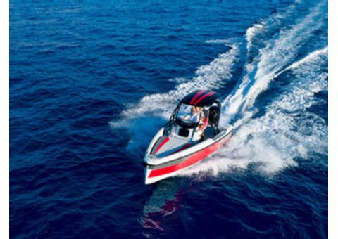 MedPowerBoats | Motoscafi, barche a motore, mini yacht lusso, wave boat Saxdor Yachts