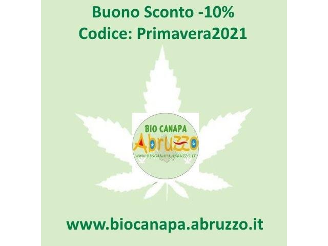 Bio Canapa Abruzzo - 3/4