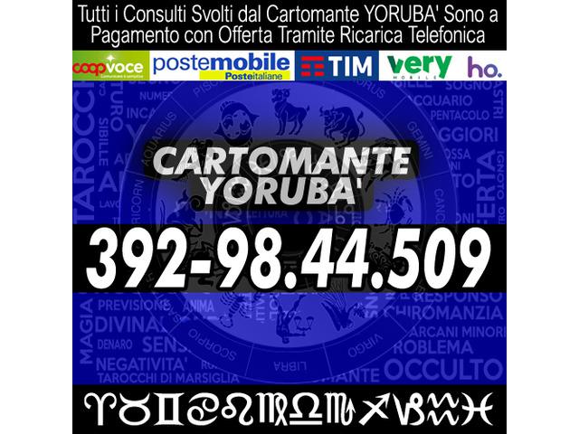 Studio di Cartomanzia il Cartomante YORUBA' - 2/12