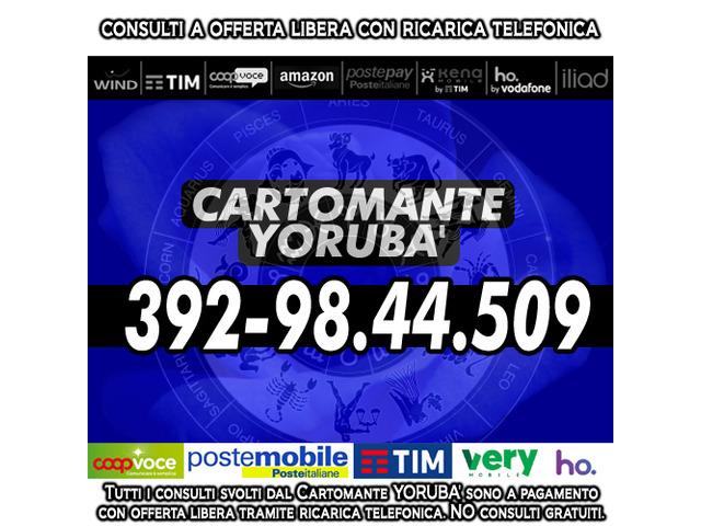 Studio di Cartomanzia il Cartomante YORUBA' - 3/12