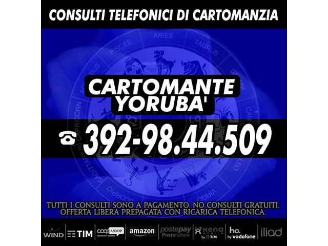 Studio di Cartomanzia il Cartomante YORUBA' - 9/12