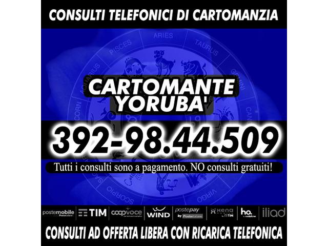 Studio di Cartomanzia il Cartomante YORUBA' - 10/12