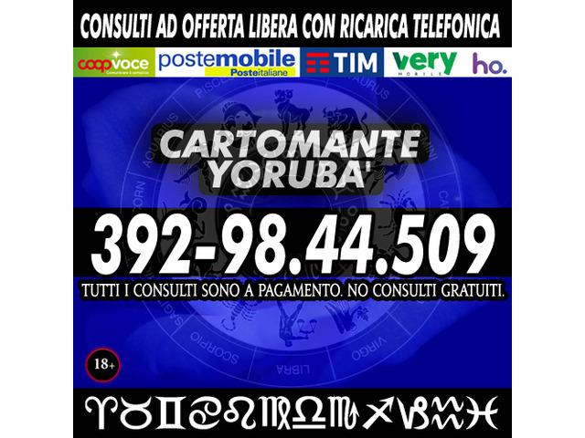 Studio di Cartomanzia il Cartomante YORUBA' - 11/12