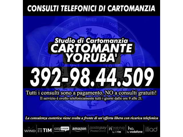 Studio di Cartomanzia il Cartomante YORUBA' - 12/12