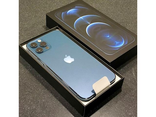 Apple iPhone 12 Pro 128GB per 500euro, iPhone 12 Pro Max 128GB per 550euro, iPhone 12 64GB per 430eu - 1/4