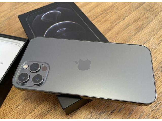 Apple iPhone 12 Pro 128GB per 500euro, iPhone 12 Pro Max 128GB per 550euro, iPhone 12 64GB per 430eu - 3/4